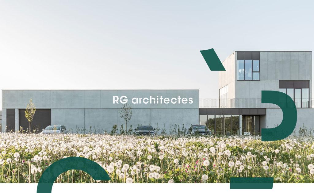 Rg architectes bureau d architecture bruxelles et brabant wallon