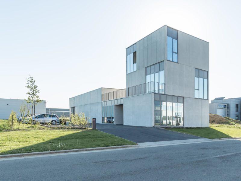 RG architectes - 2Perfection dans le magazine Nivelles Entreprises