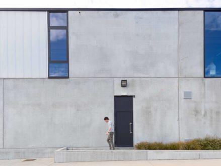 RG architectes | Bâtiment industriel PR PRINT