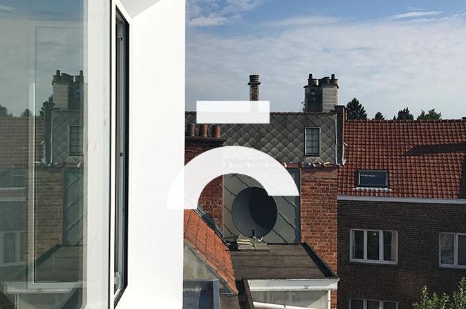 Rénovation d'un étage sous combles : Projet Dalechamp par RG architectes