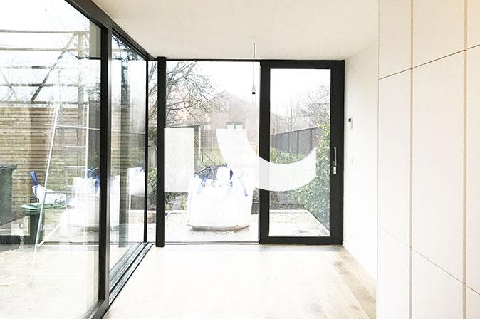 Extension d'une habitation : projet Gaston par RG architectes