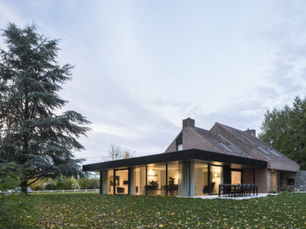 RG architectes | Extension maison Warchais