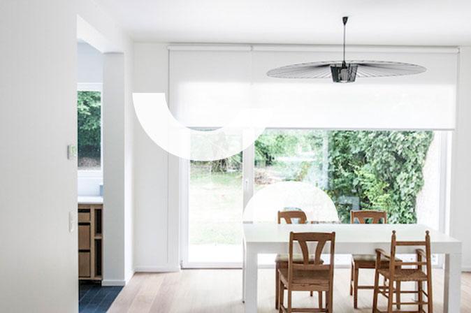 Rénovation d'une habitation unifamiliale : Val du Prince par RG architectes
