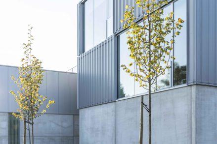RG architectes | Construction bâtiment industriel Carrier Europe