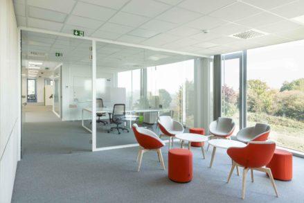 RG architectes | Architecture bureaux Carrier Europe