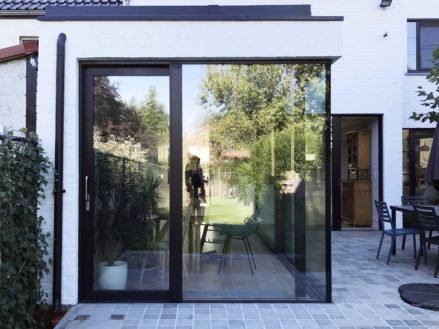 RG architectes | Extension Gaston