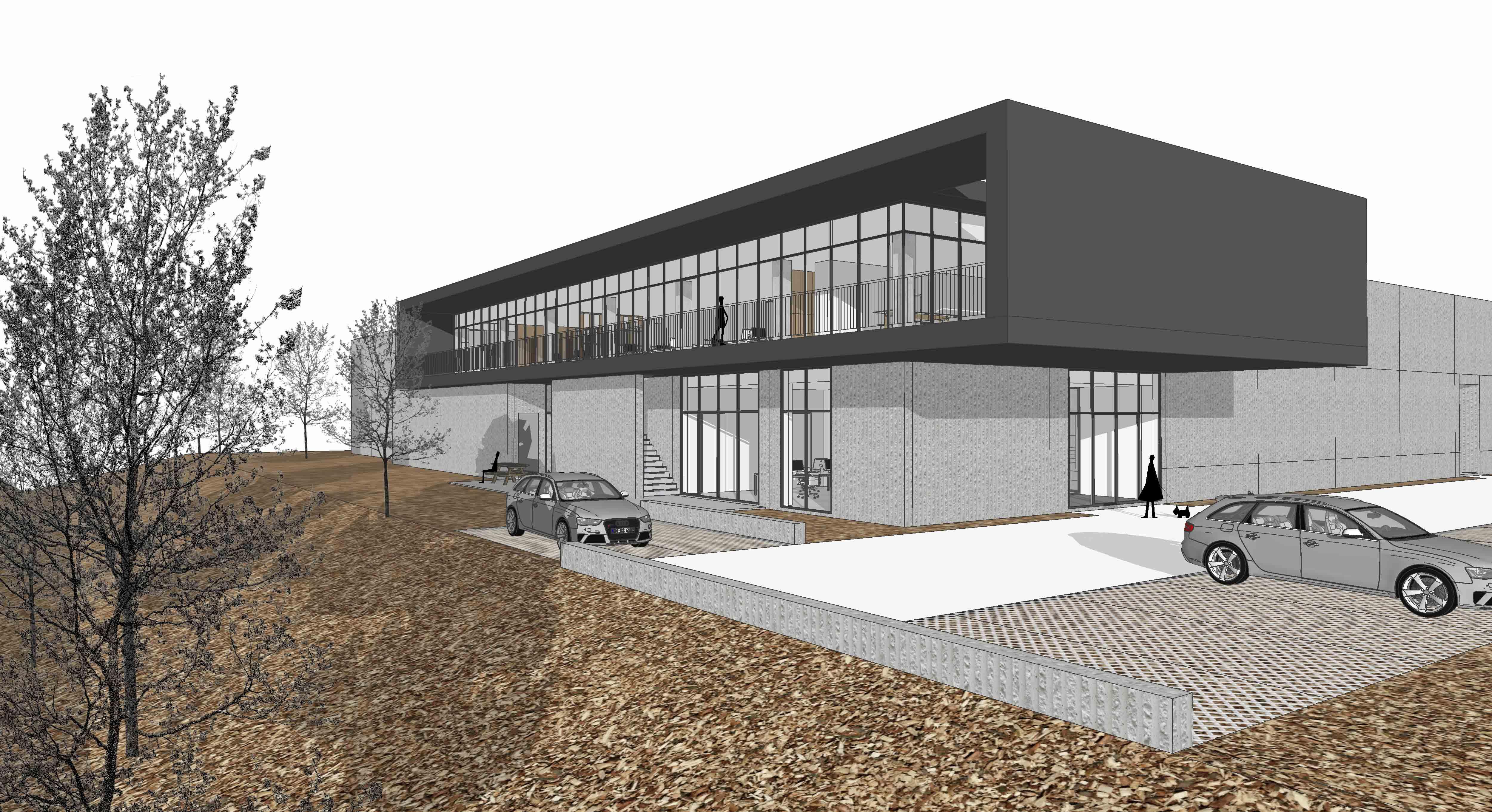 RG architectes | 3D Bems