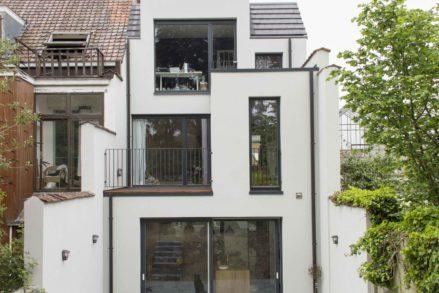 RG architectes   Dieweg rénovation maison Bruxelles
