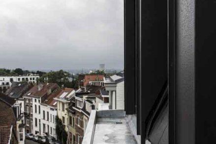 RG architectes   Extension sous toiture Dieweg