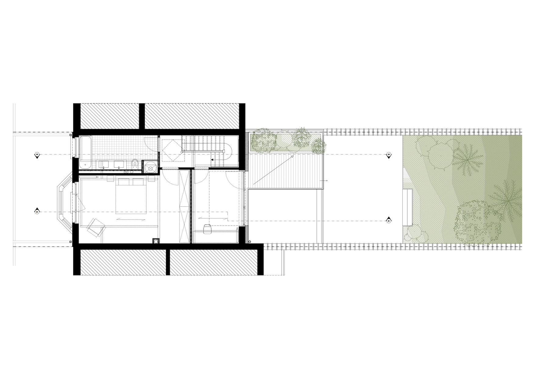 RG architectes | Plan Dieweg