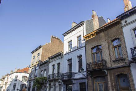 RG architectes | Rénovation maison Bruxelles