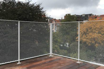RG architectes | Rénovation terrasse appartement