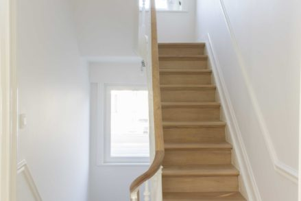 RG architectes | Rénovation escalier Irlande