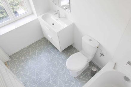 RG architectes | Rénovation salle de bain Bruxelles