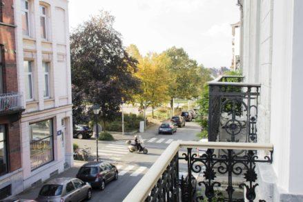 RG architectes | Rénovation appartement Bruxelles