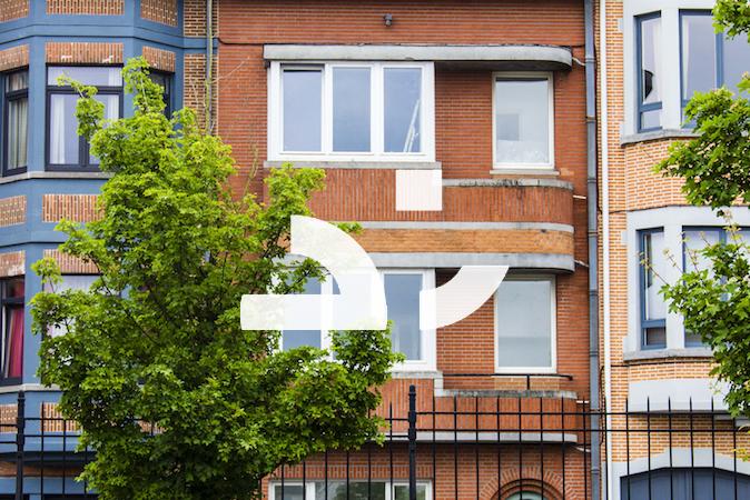 Transformation d'une habitation à Bruxelles - Pères Blancs par RG architectes