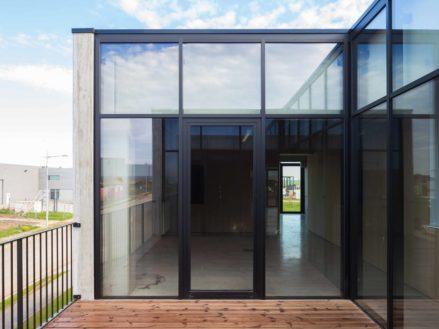 RG architectes | Terrasse bâtiment Provera