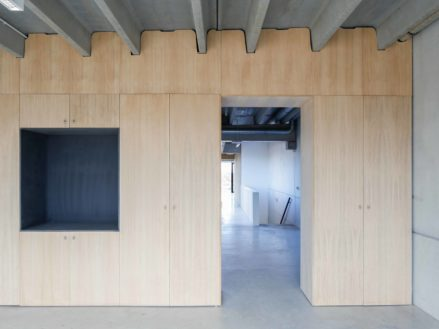 RG architectes | Architecture industrielle Provera