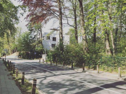 RG architectes - Construction habitation Bruxelles Belgique