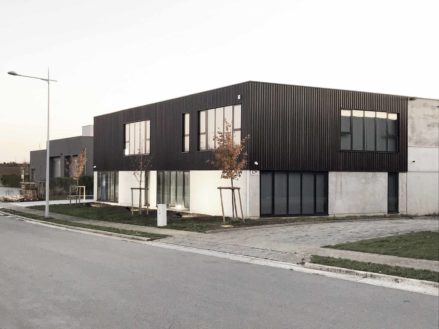 RG architectes | Bâtiment industriel Transelec