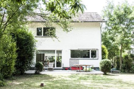 RG architectes | Rénovation maison extérieur Val du Prince