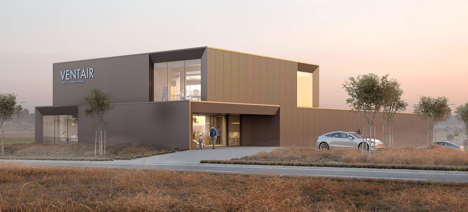 RG architectes | Ventair