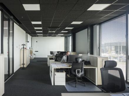 RG Architectes - Topsales © Maxime Vermeulen