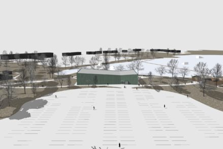 RG architectes | Dock79 Trampoline park