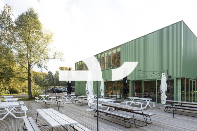 RG architectes | Construction Dock79 Trampoline park