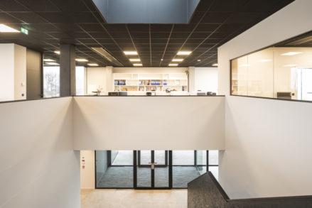 RG architectes | Bureaux & hall industriel | Ventair