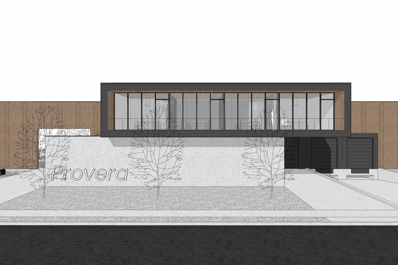 RG architectes | Bâtiment Provera