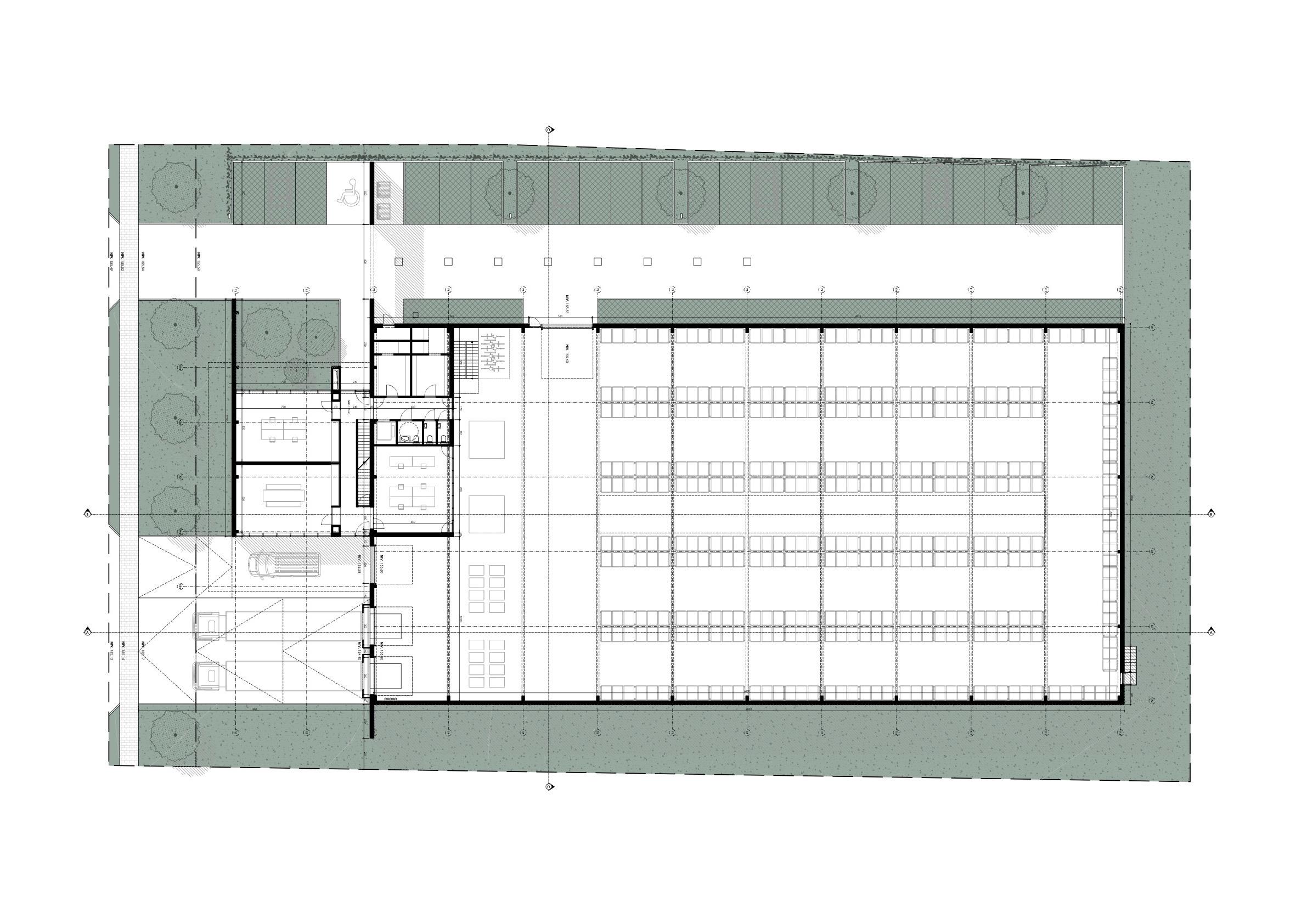 RG architectes   Bâtiment Provera