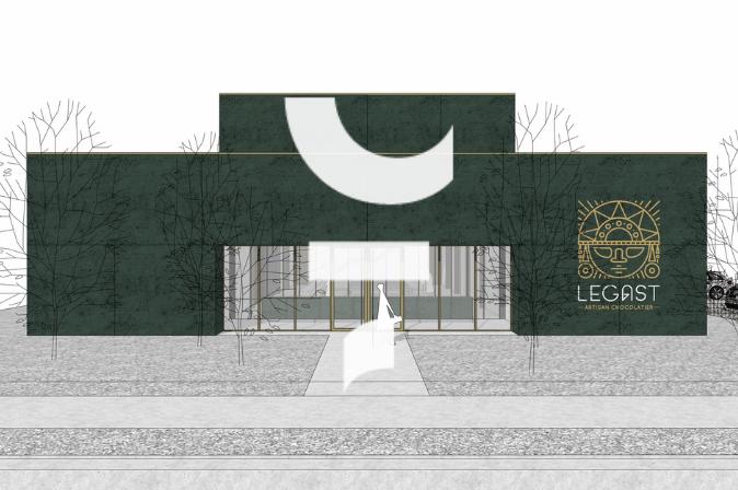 RG architectes | Legast