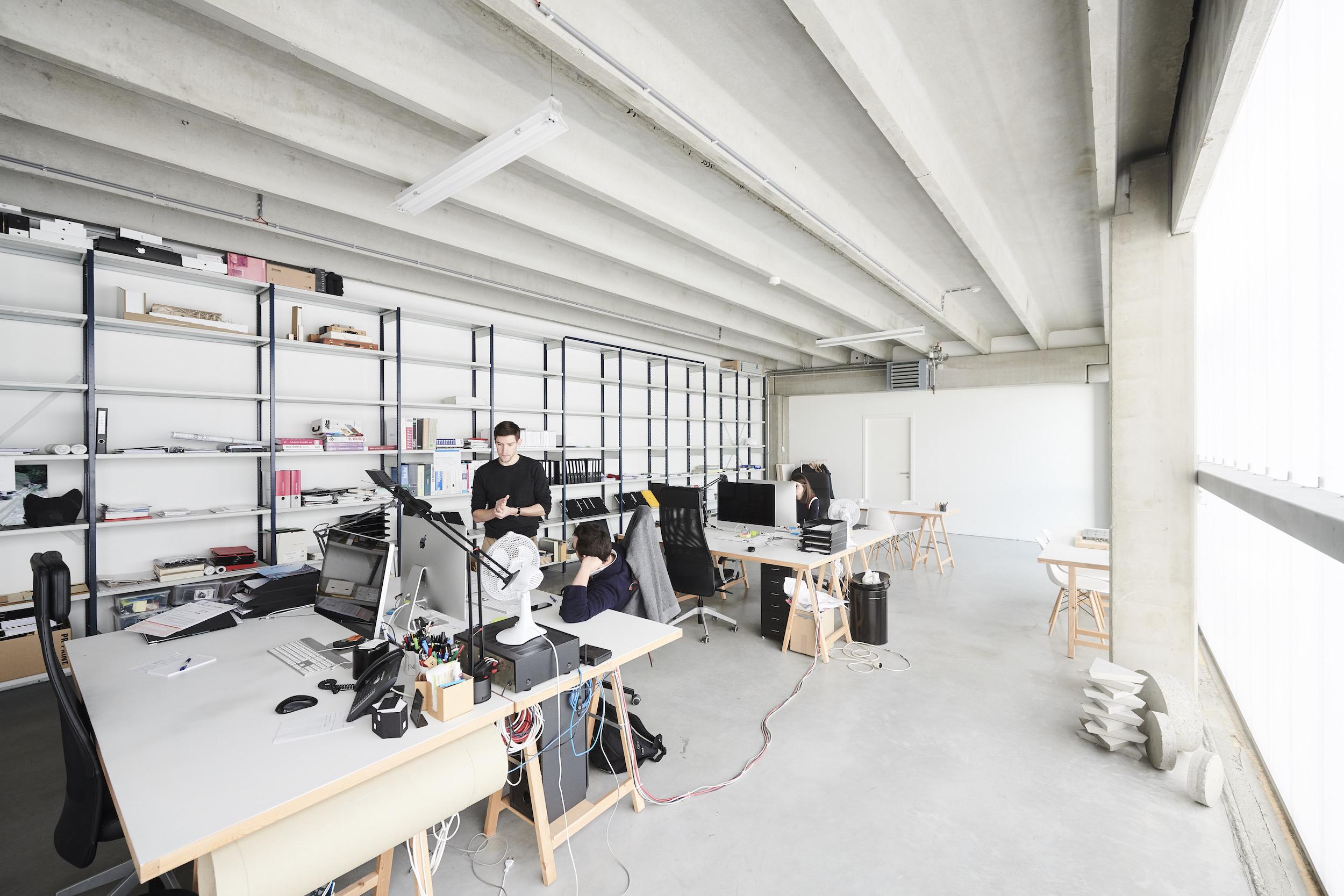 Recrute architecte collaborateur